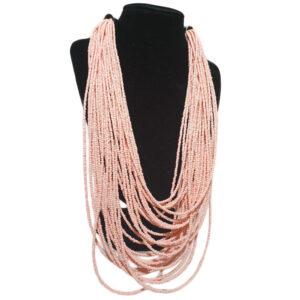 Collar Largo Multicapas Mostacilla-BIS-110