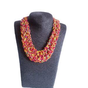 Collar Mostacilla Solo-BIS-127