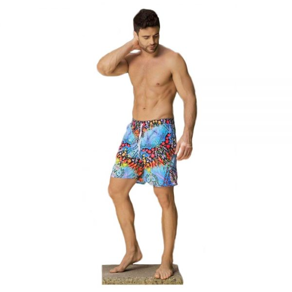 Pantaloneta De Baño Hombre