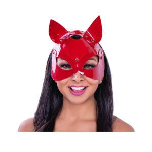 Mascara Fetish Rojo