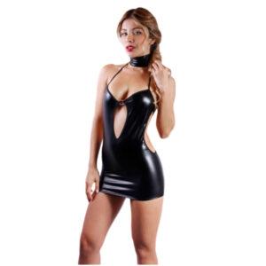 Vestido Sensual Gargantilla