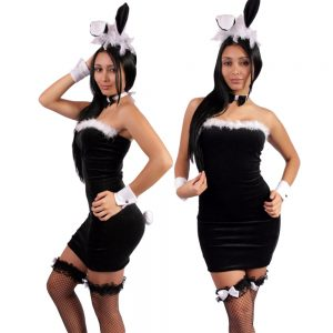 Disfraz Coneja Vestido