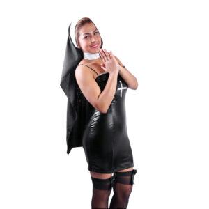 Disfraz Monja Halloween