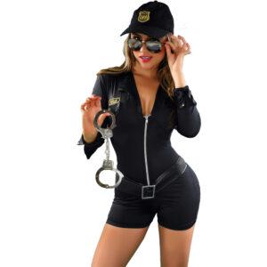 Disfraz Policia Americana