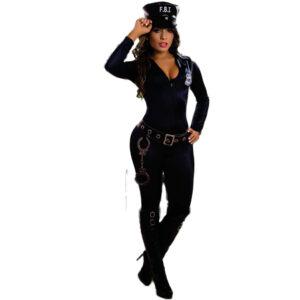 Disfraz Policia Sexy FBI