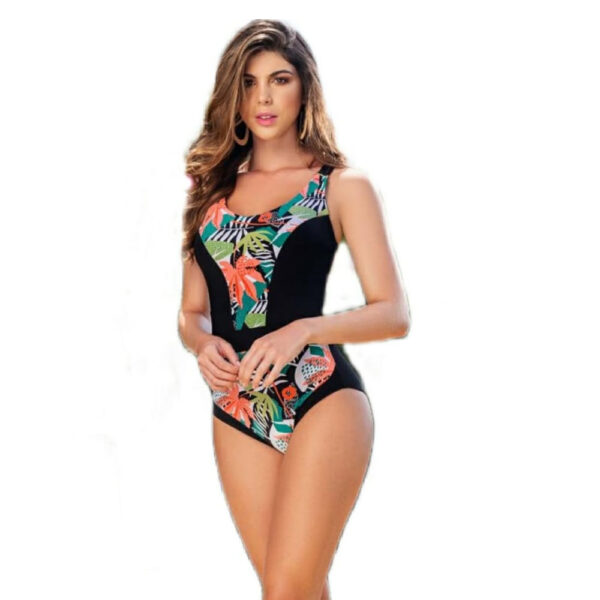 Vestido De Baño Enterizo 7086