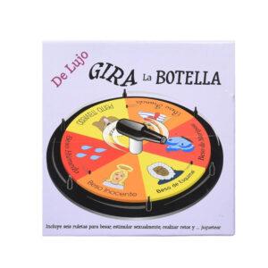 Juego Gira La Botella