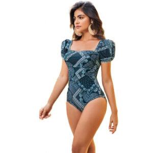 Vestido De Baño Enterizo 7090